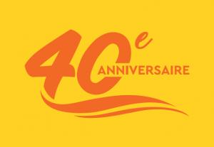 40e anniversaire de la CRCC