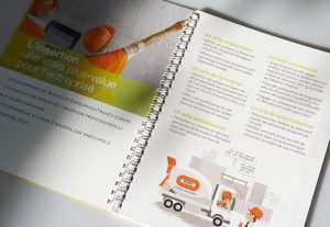 Bouygues Construction : Plaquette d'information