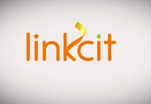 Linkcity (Bouygues Construction) : reveal logo