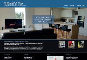 Site Ménelet & Fils